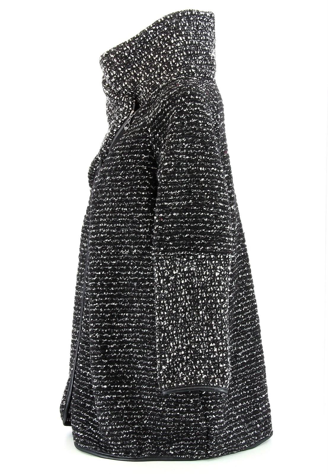 pin cape poncho fourrure elevage barbara manteau veste. Black Bedroom Furniture Sets. Home Design Ideas