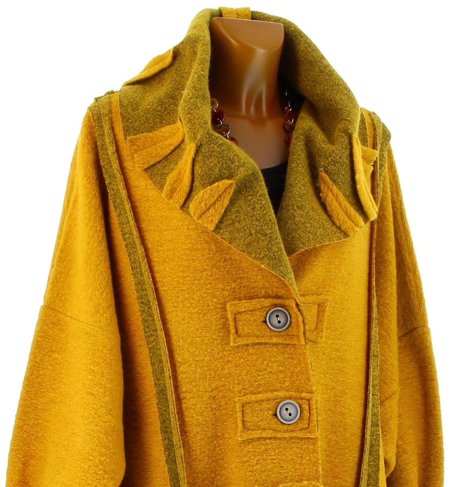 Cherche manteau femme grande taille