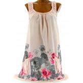 robe ROSANNA rose