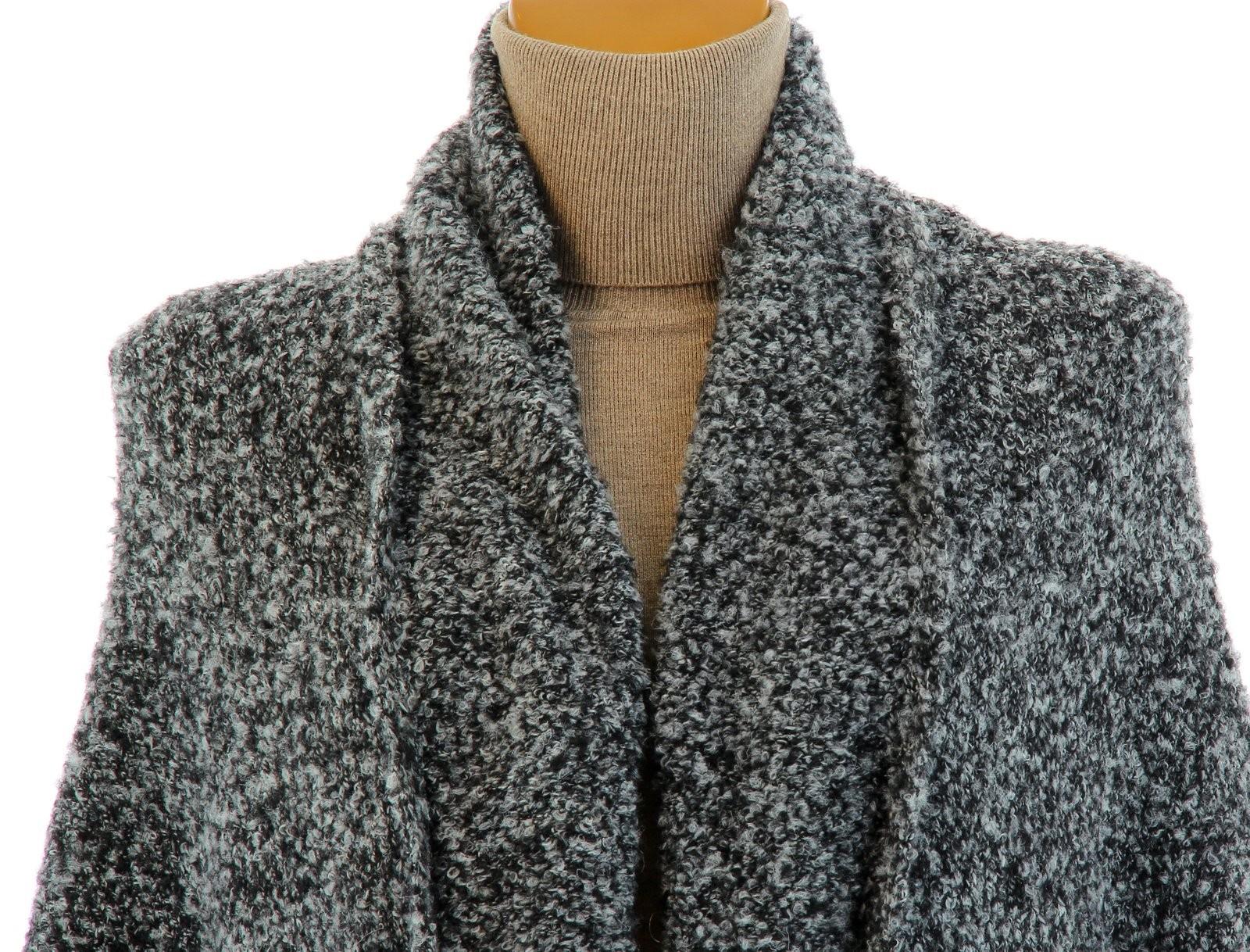 Manteau hiver gris chine femme