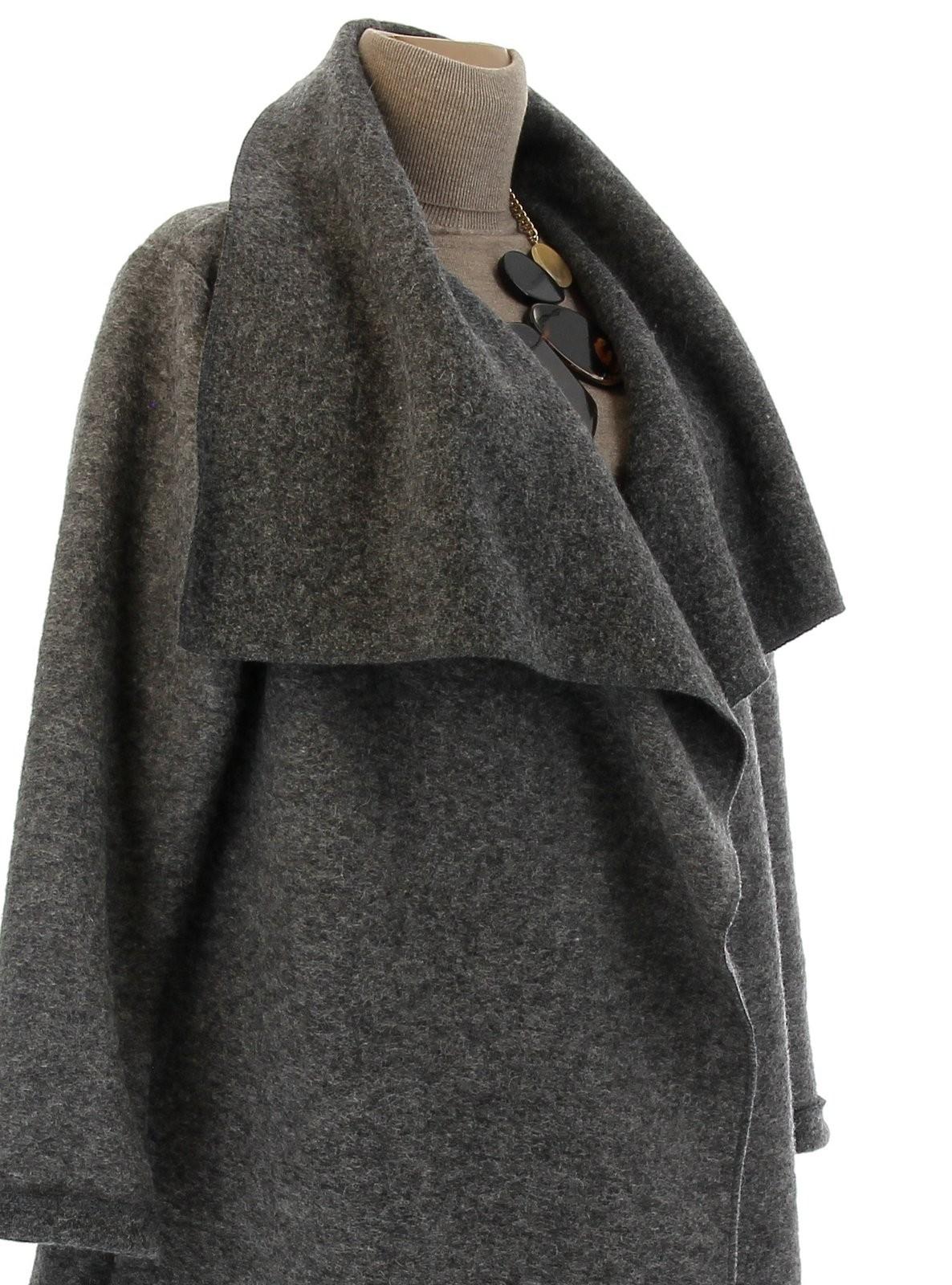 manteau femme laine bouillie fantaisie. Black Bedroom Furniture Sets. Home Design Ideas