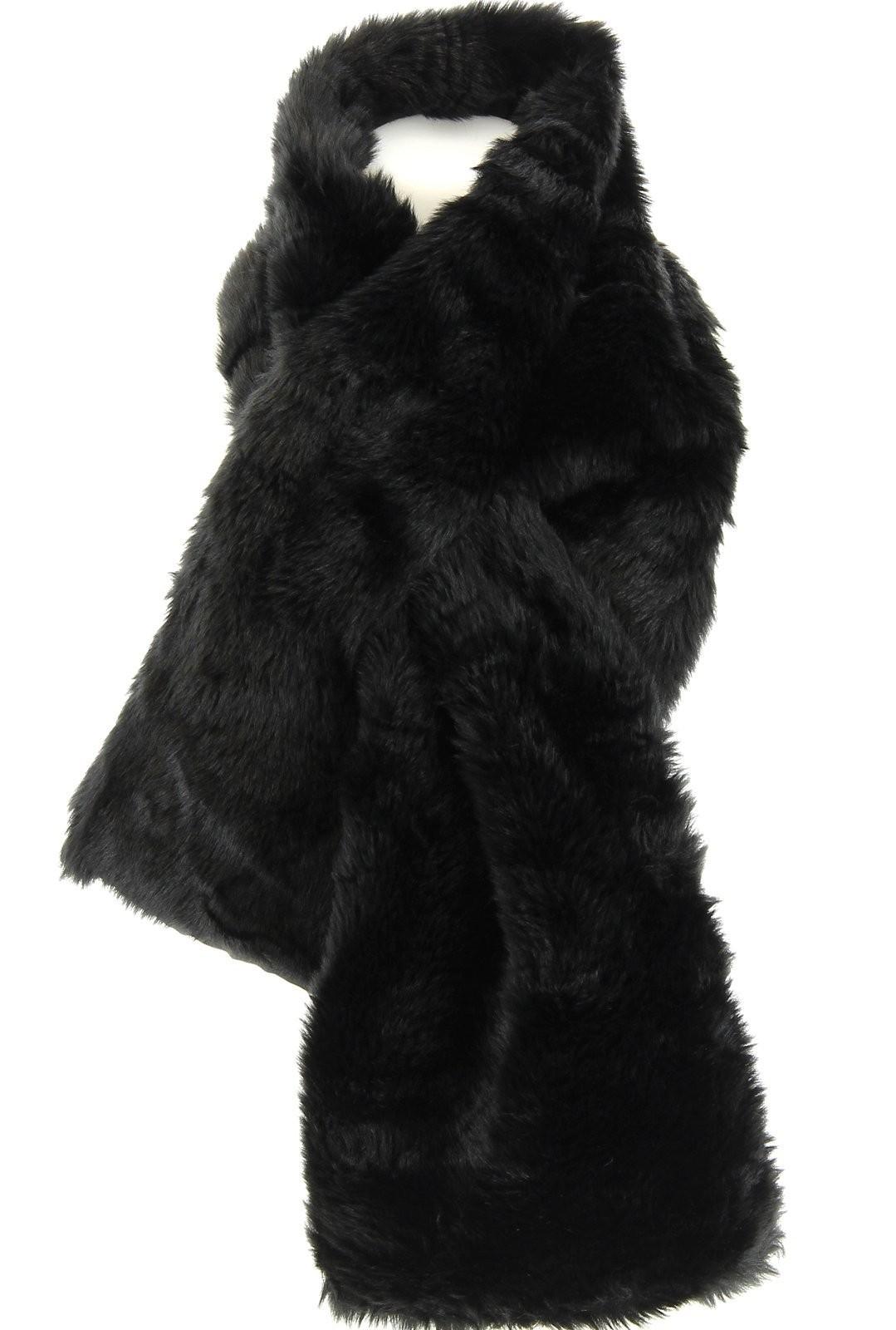 be5d826f1877 Echarpe fourrure écharpe à tricoter