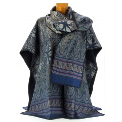 manteau cape femme charleselie94. Black Bedroom Furniture Sets. Home Design Ideas