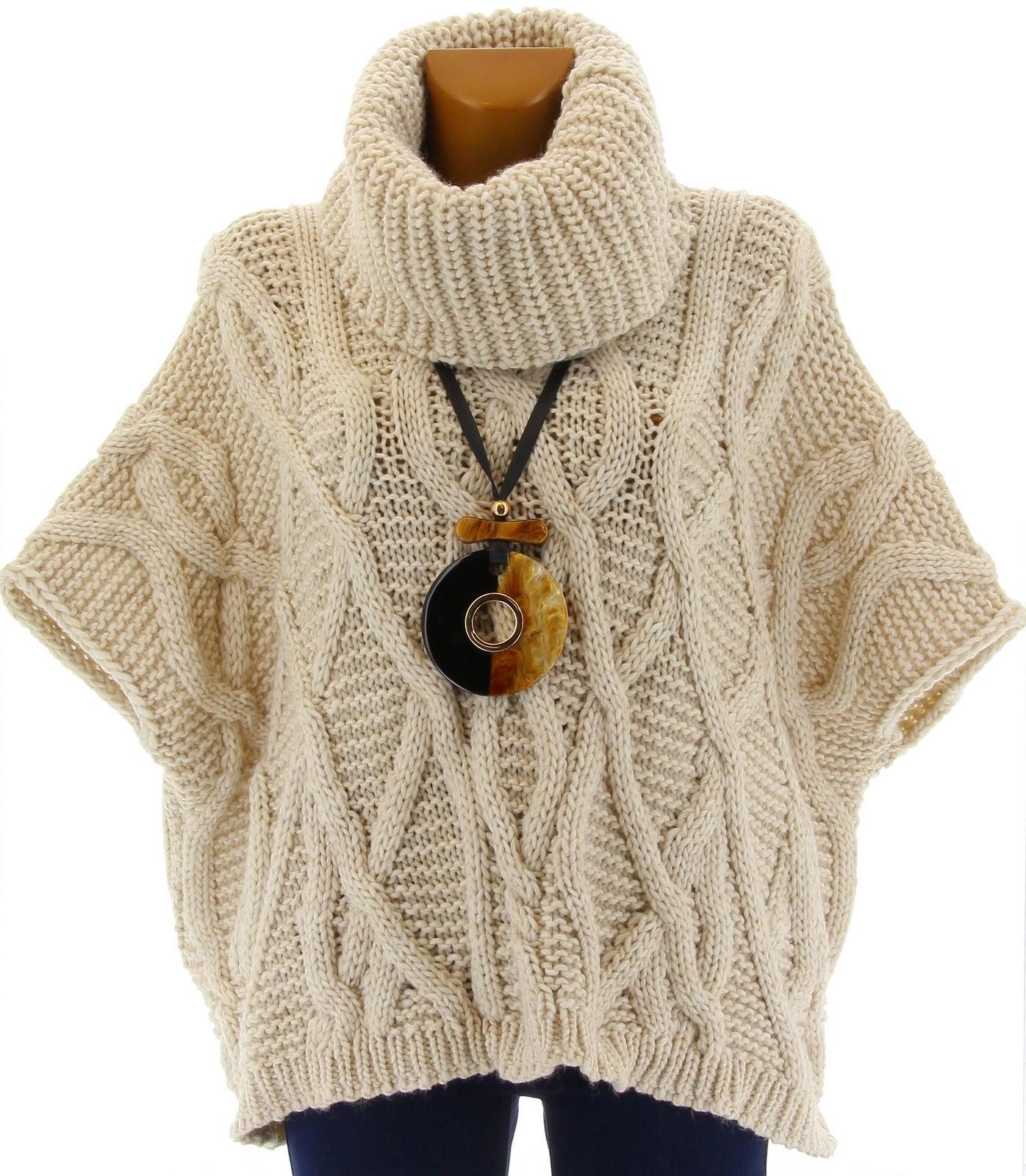 emballage fort gamme complète de spécifications comment avoir Gros pull en laine vetement de laine | Arts4a