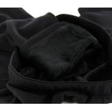 legging polaire hiver noir BERENICE