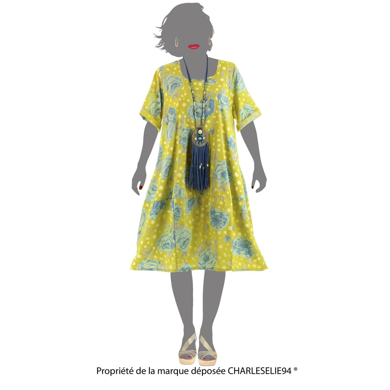 Pergola Boule Robe Bohème Coton Été Anis 8nk0OwPX