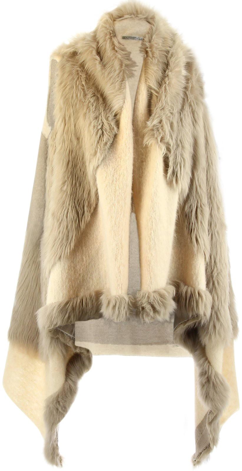 Gilet femme sans manche fausse fourrure fashion designs - Gilet fausse fourrure femme ...