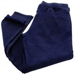 Jean legging pantalon femme grande taille slim stretch SYLVIE