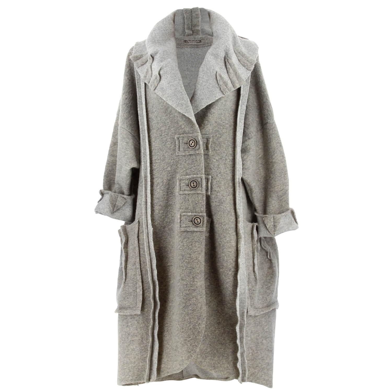 Manteau long femme taille 52