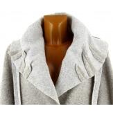 manteau KARLA gris