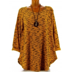 Charleselie94 7 Grande Femme Poncho Taille ng6Pwwx5q