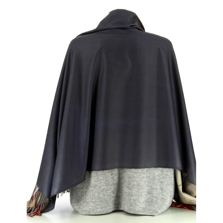 1937a1e153ce Écharpe étole femme cachemire laine xxl EIFFEL