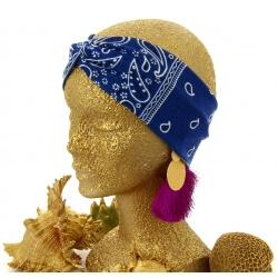 Headband bandana bohème HB10