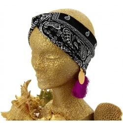 Headband bandana bohème HB13
