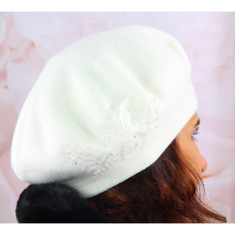 bonnet femme cachemire