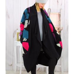 Manteau boule laine bouillie femme grande taille GUSTAVO Manteau femme grande taille