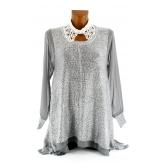 Col Amovible Collier Robe Haut Bustier Soirée - JACOB - Femme