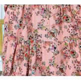 Robe longue d' été maxi bretelles grandes tailles TESS 1 Robe longue grande taille