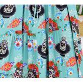 Robe longue d' été maxi bretelles grandes tailles TESS 2 Robe longue grande taille