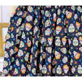 Robe longue d' été maxi bretelles grandes tailles TESS 5 Robe longue grande taille