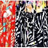 Robe longue d'été maxi bretelles grandes tailles ITALO noire Robe longue grande taille