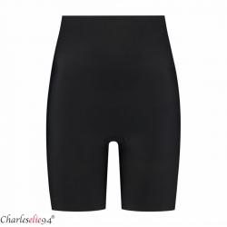 Panty noir gainant minceur microfibre femme grandes tailles Legging grande taille