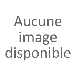 Tunique blouse grande taille bohème noir PALIMA